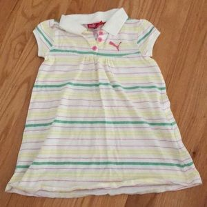 Puma Sundress Stripped 2T